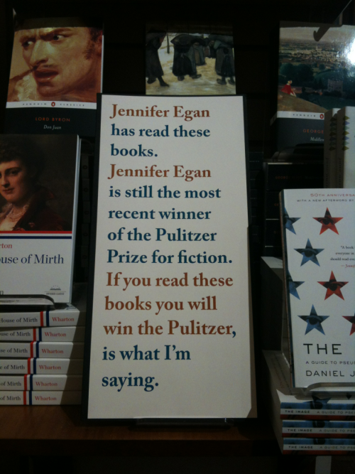 mcnallyjackson:  Irrefutable logic.  Because I already mentioned reading lists today…