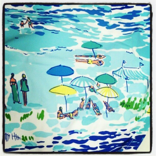 High Tide Toile (Taken with instagram)