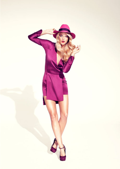 Cosmopolitan Australia, April 2012 (+)  photographer: Steven Chee  Kate Bock