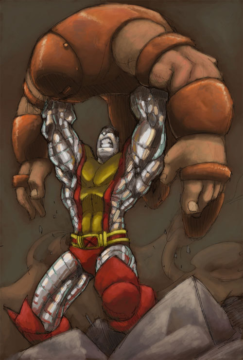 Colossus  By: Soulrailer