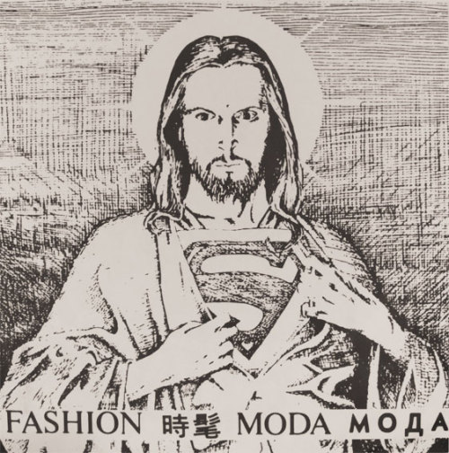Stefan EinsFashion Moda Poster, 1980 offset print, 13 x 13 ½ inches. via the wonderful online gallery at 98Bowery.com.