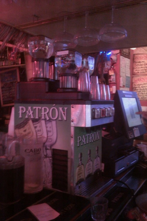 Patron DISPENSER.