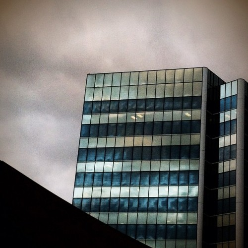 Sky scraping  - (Taken with instagram)