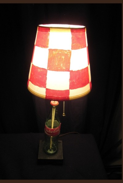 Nuka Cola Lamp, that is all