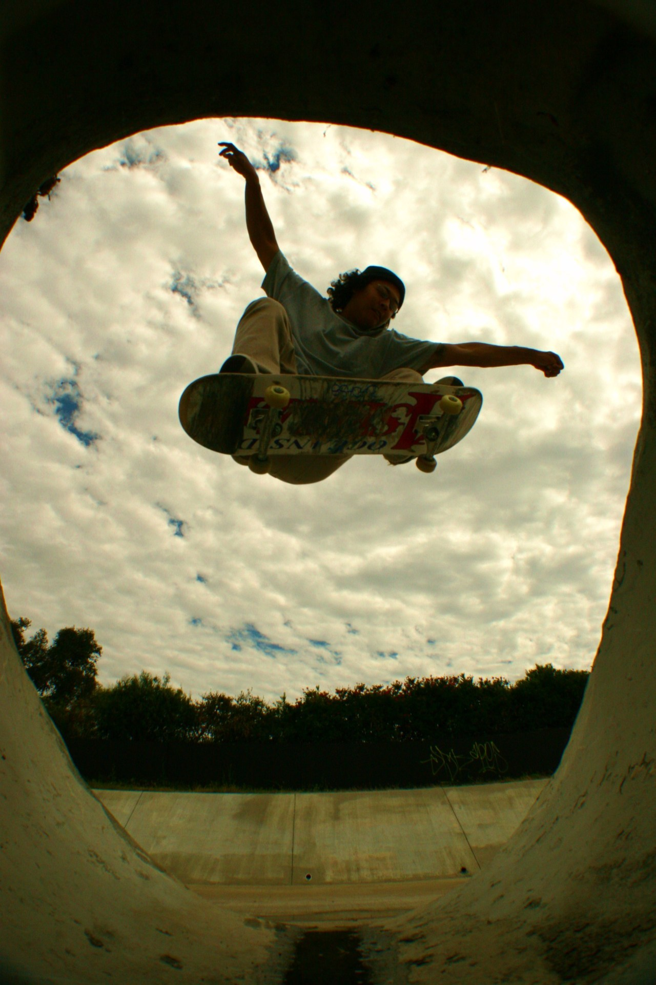 ollie over sewer -zack