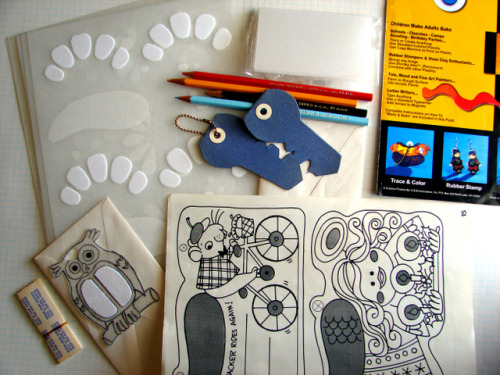 70s Puffi Fuzzi 3-D Shrinky Dinks Set, in my shop!http://www.etsy.com/listing/91909374/1979-puffi-fuzzi-3-d-shrinky-dinks