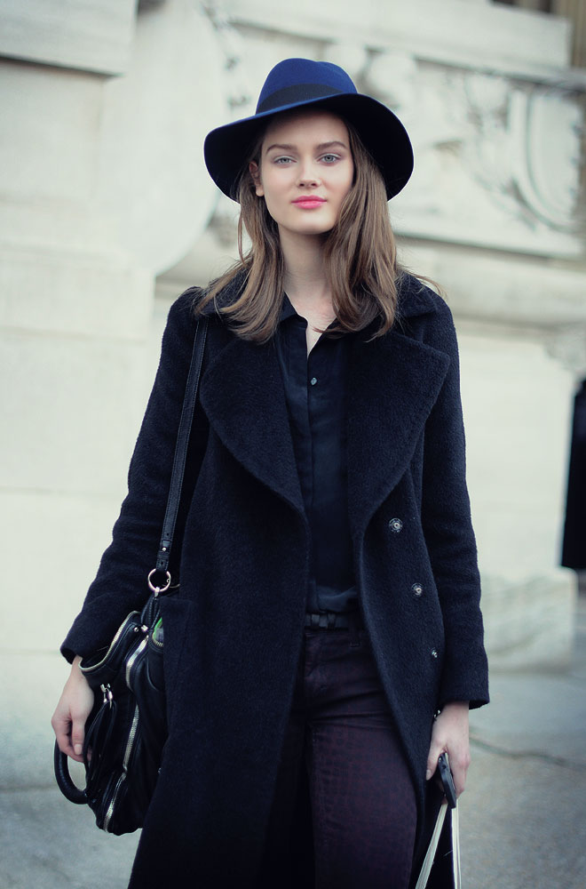 Paris Style/formal black