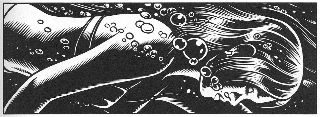 Black Hole Charles Burns Wallpaper (page 4) - Pics about space