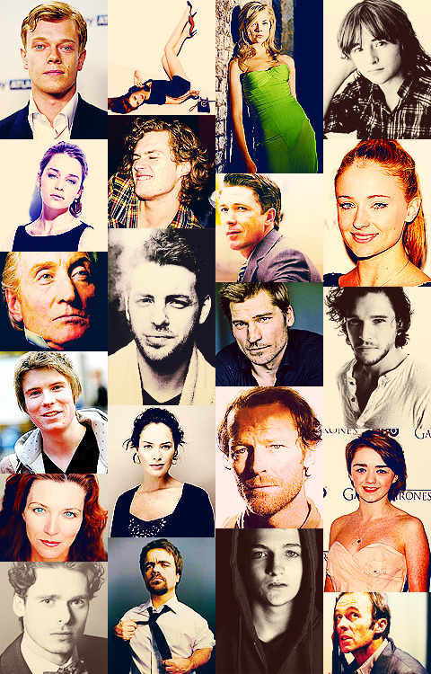 Flawless Casts: Game of Thrones
