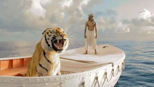 Photo from The Life of Pi