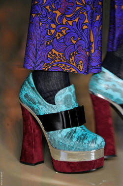 Miu Miu Fall/Winter 2012 Paris
