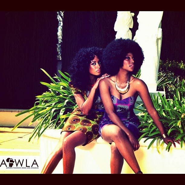 Africa Fashion Week Los Angeles, October 2012. Save the date. xoxo.