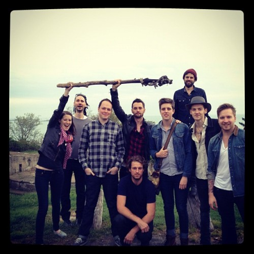 Awesome day today with @arttm shooting with @ericryananderson and team.  (Taken with Instagram at Massachusetts )