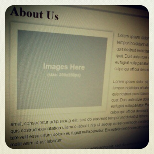 #webdesign #website #ui #ux #aboutus #instagood #picoftheday #photooftheday #bestoftheday #statigram #GalaxyY #kagesa  (Taken with instagram)