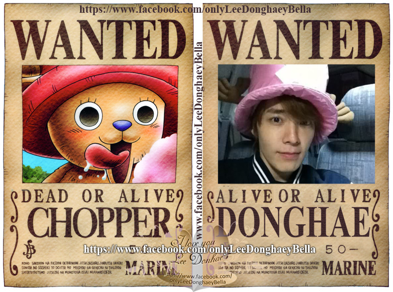 now is the turn of Donghae =P !!! xD