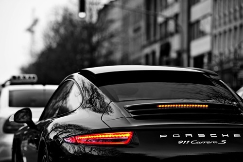 lifeinhighres:  Porsche Carrera 911 S — Brute Speed Click here for more LUXURY! :)