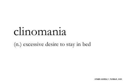 Sara. I think of you when I see this word! haha