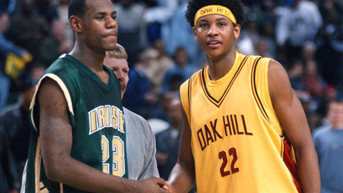 Rivalry Renewed: Lebron Vs Carmelo