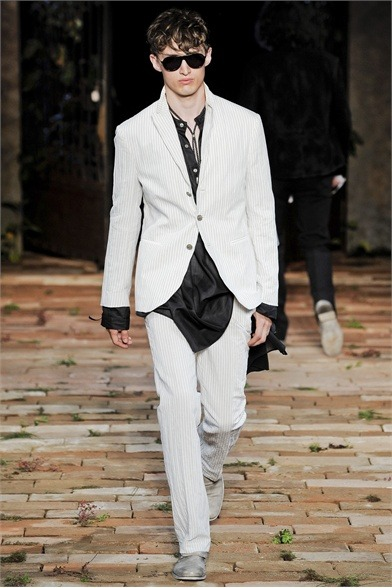 mensfashionworld:  John Varvatos S/S 2012