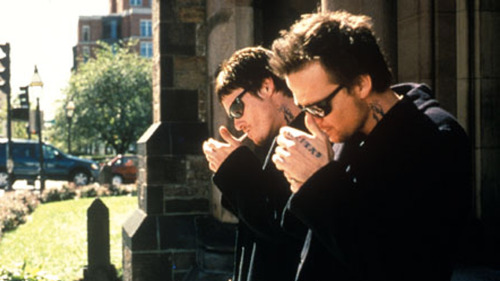 "noesfashoes:  ""Truth and Justice"" Boondock Saints [1999]"