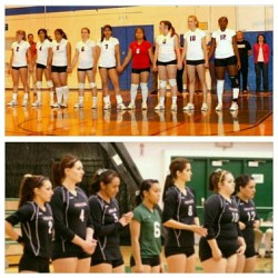 #tbt Lady Royals & Lady T-birds #volleyball #family #truelove #passion  (Taken with instagram)