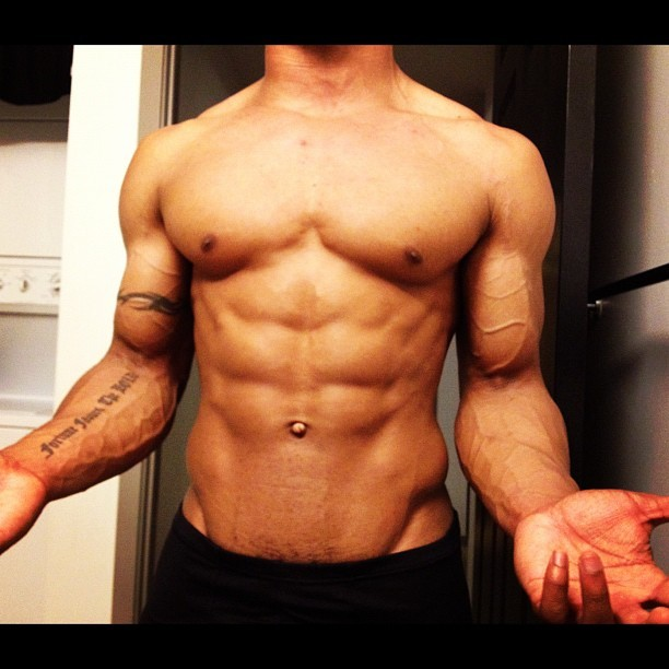 corybold:  Got 2 many veins  I didn't know there was a such thing as to many