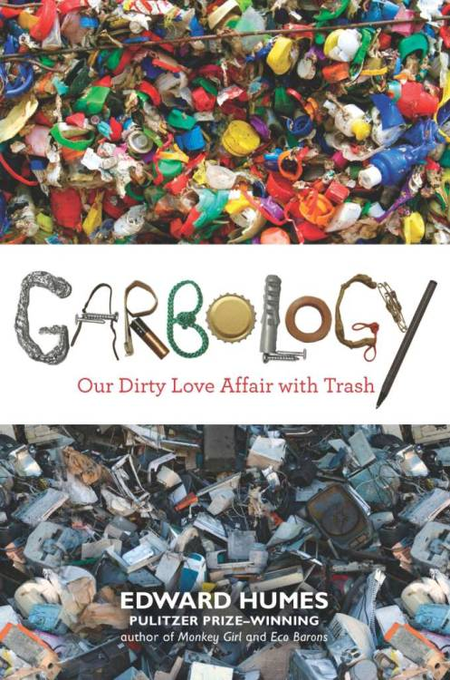 think-progress:  nilesarthur:  humanscalecities:  Garbology Our Dirty Love Affair With Trash  This dude was great on Fresh Air.  Checked it out on Fresh Air last night and learned this crazy fact about how much we waste: The amount of plastic in the ocean (in pieces small enough to enter the food chain) is equivalent to the weight of 40 aircraft carriers.
