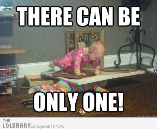 dailyfunpictures:  Baby Attacks!Follow this blog for the best new funny pictures every day