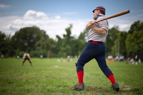 Eclipse Base Ball Club of Elkton via this article on vintage baseball in Maryland