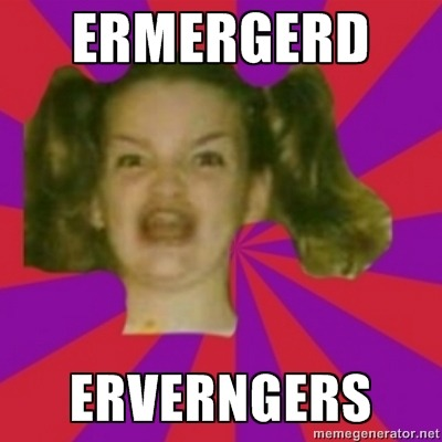 Ermergerd, perp certure!To celebrate the upcoming release of The Avengers!cougarmeat.tumblr.commemespot.net