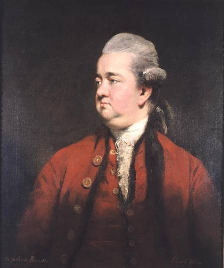 April 27, 1737: English historian Edward Gibbon is born in Putney. He is best known for The History of the Decline and Fall of the Roman Empire, which was published in six volumes between 1776 and 1788.