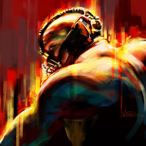 15 Great Examples Of Dark Knight Rises Fan Art