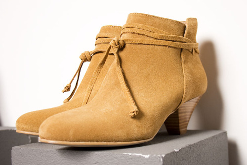 Sessun Palermo Boots in Dune
