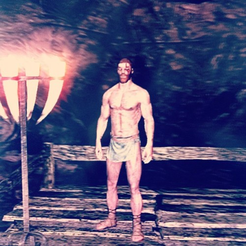 Me on skyrim, hottern then hell!!
