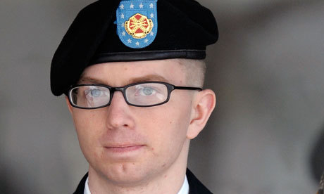 "Bradley Manning Judge Warns Military Prosecutors in WikiLeaks Case Judge refuses to dismiss most serious charge but tells prosecution it must prove private knew he was aiding the enemy. The military judge in the court-martial of the US soldier accused of handing WikiLeaks the biggest trove of unauthorised state secrets in American history has put army prosecutors on notice that they must prove Bradley Manning knew he was helping the enemy or face the possibility that the most serious charge against him be dismissed. Colonel Denise Lind refused to throw out the charge – ""aiding the enemy"" – as had been requested by Manning's defence lawyers. But she told the military prosecution that during the trial, now scheduled for the end of September, that they would have to prove that the intelligence analyst was fully aware that he was helping the enemy when he allegedly handed hundreds of thousands of secret US documents to WikiLeaks. Aiding the enemy is the most serious in the list of 22 charges that have been brought against Manning. It carries a maximum penalty of life in prison. The trial will start on 21 September and is expected to last three weeks. It is certain to be closely followed in America and around the world, both by those who see Manning as a traitor to his country and military superiors, and by those who believe he was a hero who is being punished for being a whistleblower. In seeking dismissal of the most serious offense, defense attorney David Coombs had argued that the charge did not properly allege that Manning intended to help al-Qaida when he allegedly sent hundreds of thousands of classified Iraq and Afghanistan war reports and state department diplomatic cables to the anti-secrecy website WikiLeaks. Manning stated in an online chat with a confidant-turned-informant that he leaked the information because ""I want people to see the truth"". Prosecutors had argued that Manning knew the enemy would see the material when it appeared on WikiLeaks, regardless of his intentions. Manning hasn't entered a plea to any of the charges. He also hasn't yet decided whether he will be tried by a judge or a jury. Earlier Thursday, Lind rejected a motion to consolidate some charges that the defense said were duplicative. She said the defense could raise the motion again for sentencing purposes if Manning is convicted. READ ENTIRE ARTICLE…"