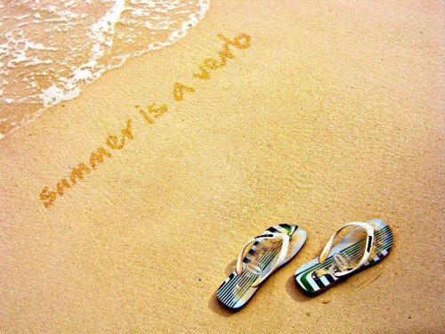 "My entry for ""Summer is a Verb"".  Photo contest details here."