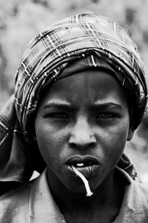 "evokedemotions:  ""Ethiopian Portrait"" Edited, Photography by - http://500px.com/NCambre"