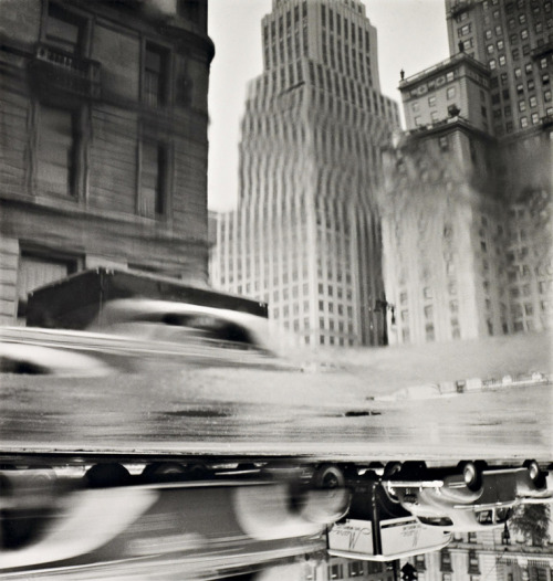 ckck:  New York City, 1947 by Robert Frank.