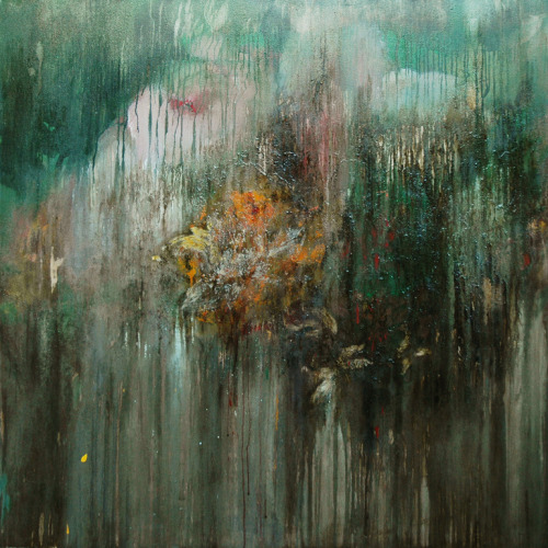 darksilenceinsuburbia:   Peng Liu. Summer 04, 2011. Oil on canvas.