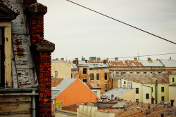 Rīga roofs on Flickr.