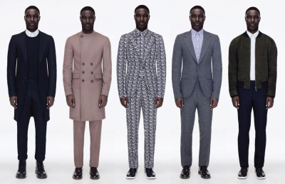 josiahsingleton:  A. Suave 2012 Fall/Winter collection (Via Hypebeast)