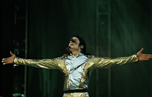 • Michael Jackson at HIStory World Tour