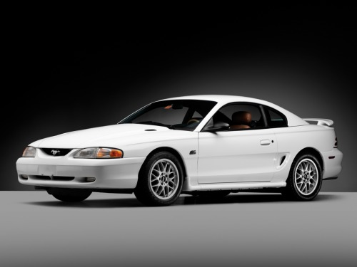 1993 Ford Mustang GT Coupe.