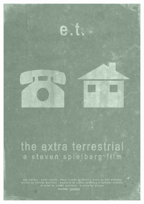 E.T. the Extra-Terrestrial by 3ftDeep
