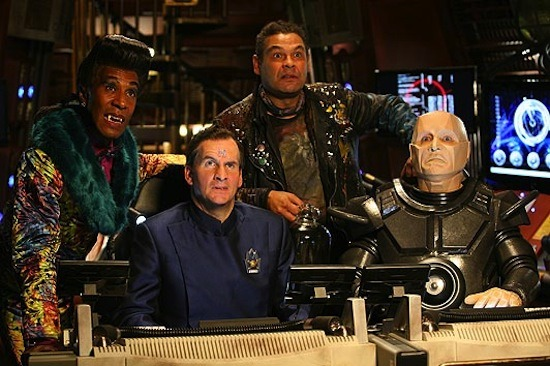 Red Dwarf is back this year :D