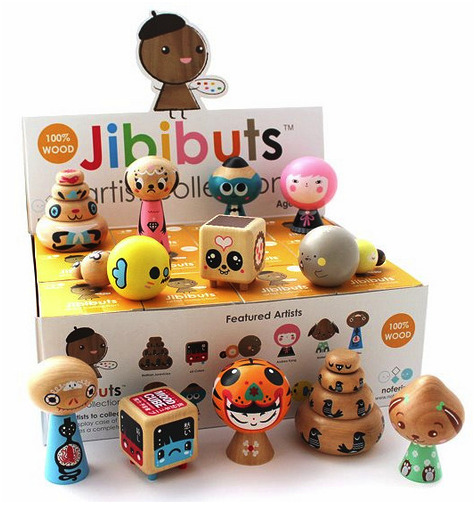 Jibibuts Artist Collection Revealed!