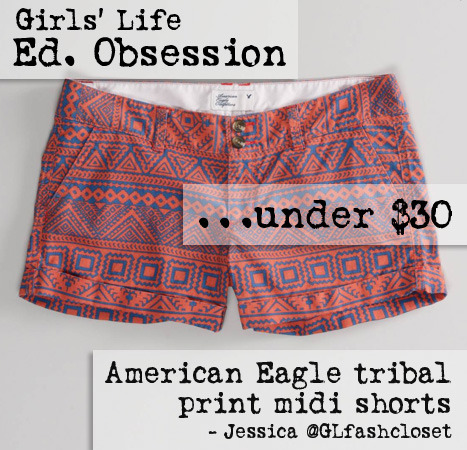 What should you wear this weekend? Go tribal with our latest editor obsession!