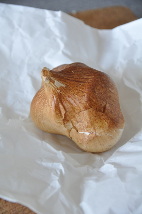 Got some Oak Smoked Garlic as well! Bought some of this last time and is was so good!