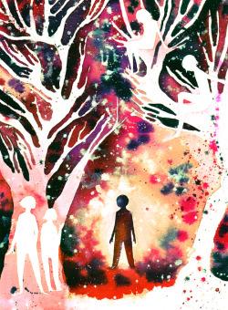 Illustration art watercolor watercolour artists on tumblr