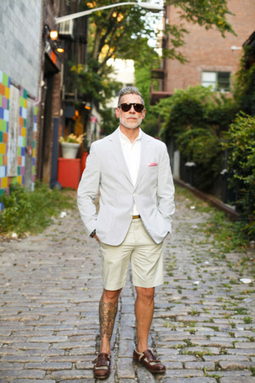 Nick Wooster is now the creative director for JC Penney. Yeah, you read that correctly.